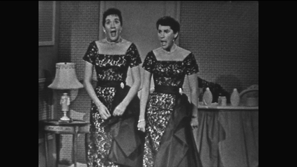 The Red Skelton Show: The Andrews Sisters