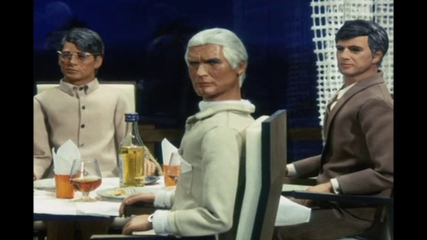 Captain Scarlet And The Mysterons: S1 E9 - Spectrum Strikes Back