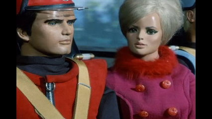 Captain Scarlet And The Mysterons: S1 E15 - Seek And Destroy