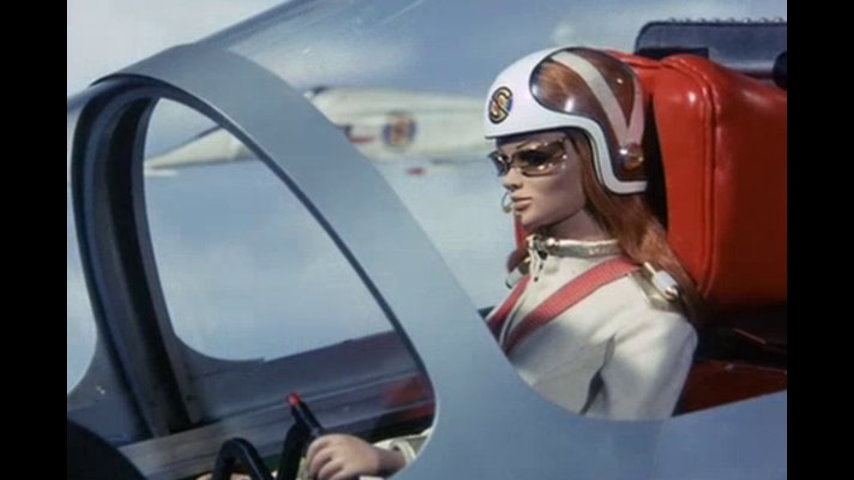 Captain Scarlet And The Mysterons: S1 E16 - Renegade Rocket