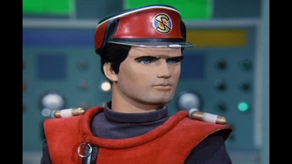 Captain Scarlet And The Mysterons: Crater 101