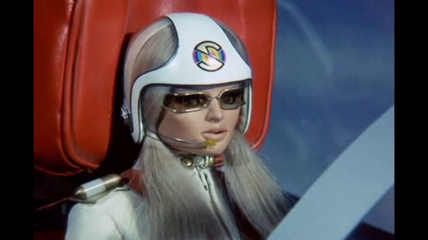Captain Scarlet And The Mysterons: S1 E22 - Flight 104