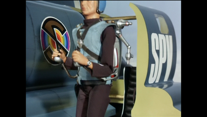 Captain Scarlet And The Mysterons: S1 E29 - Traitor