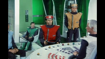Captain Scarlet And The Mysterons: Flight to Atlantica