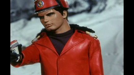 Captain Scarlet And The Mysterons: S1 E5 - Avalanche