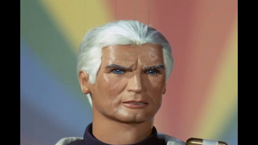 Captain Scarlet And The Mysterons: S1 E6 - White As Snow