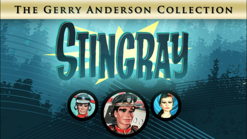 Stingray: S1 E12 - A Christmas To Remember