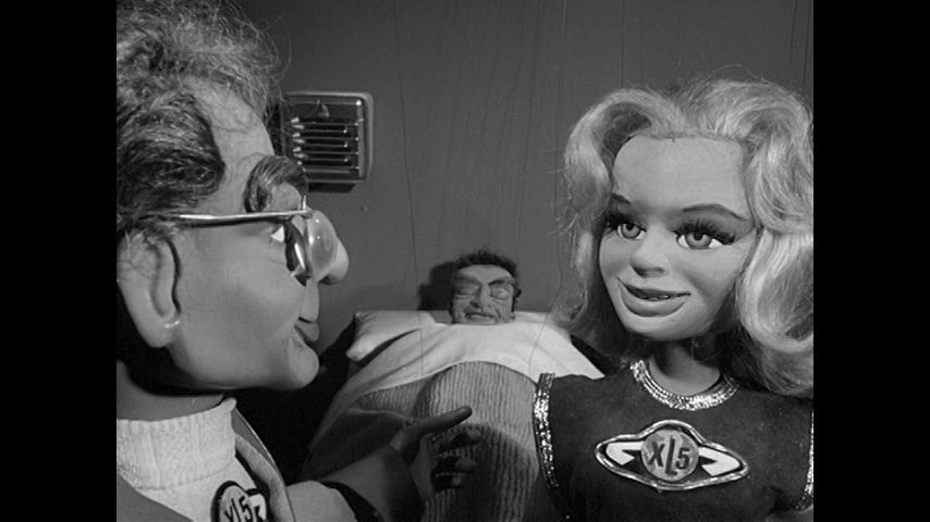 Fireball XL5: S1 E3 - Space Immigrants
