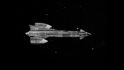 Fireball XL5: The Sun Temple