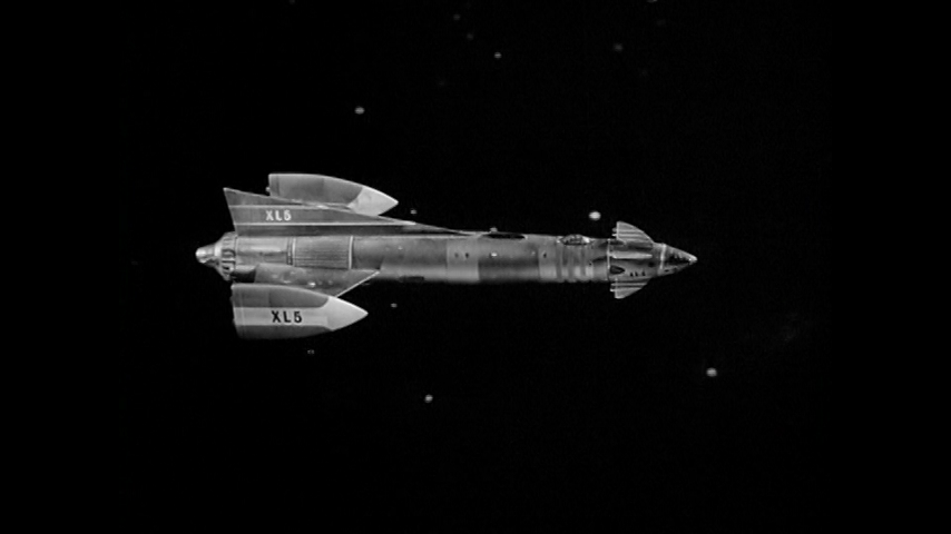 Fireball XL5: S1 E6 - The Sun Temple