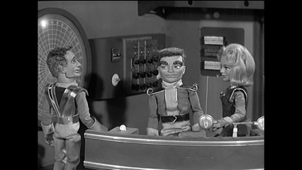 Fireball XL5: S1 E8 - Space Pirates