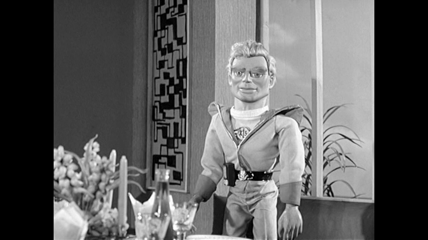 Fireball XL5: S1 E12 - The Last Of The Zanadus