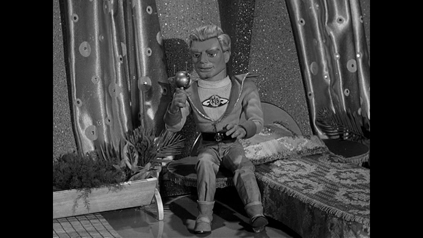 Fireball XL5: S1 E13 - Planet Of Platonia