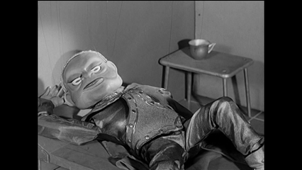 Fireball XL5: Convict in Space