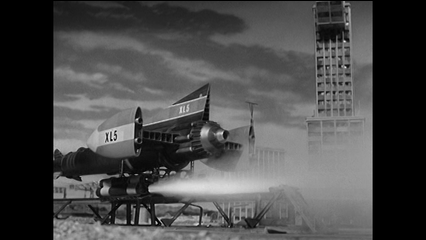 Fireball XL5: S1 E18 - Flight To Danger