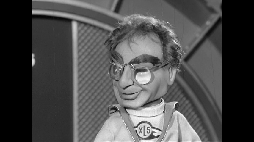 Fireball XL5: S1 E19 - Prisoner On The Lost Planet