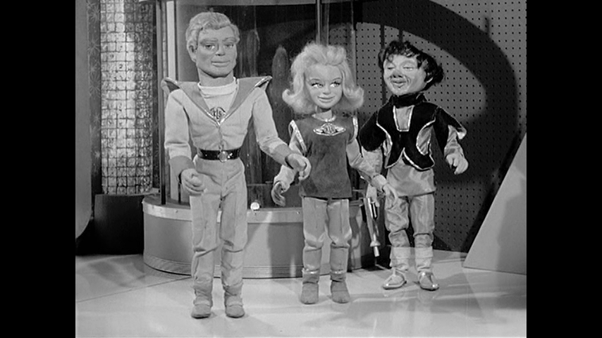 Fireball XL5: S1 E20 - The Forbidden Planet