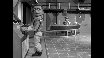 Fireball XL5: S1 E30 - A Day In The Life Of A Space General