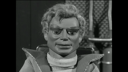 Fireball XL5: S1 E37 - Hypnotic Sphere