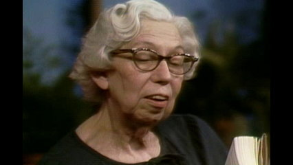 The Dick Cavett Show: Authors - Eudora Welty, Part 1 (May 19, 1979)