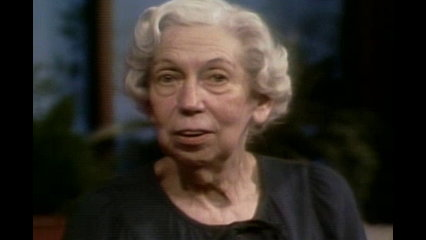 The Dick Cavett Show: Authors - Eudora Welty, Part 2 (May 20, 1979)