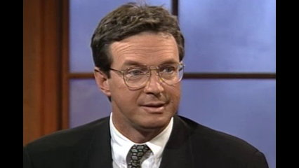 The Dick Cavett Show: Authors - Michael Crichton (February 7, 1992)