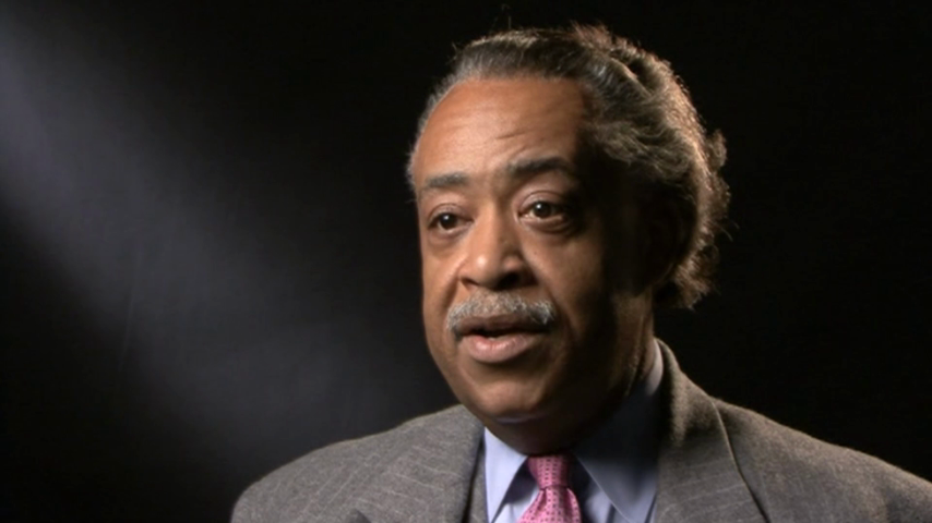 Backlot: James Brown: Al Sharpton Interview