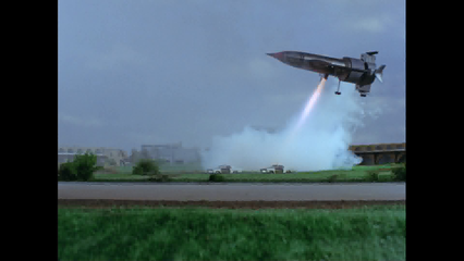 Thunderbirds: S1 E15 - City Of Fire