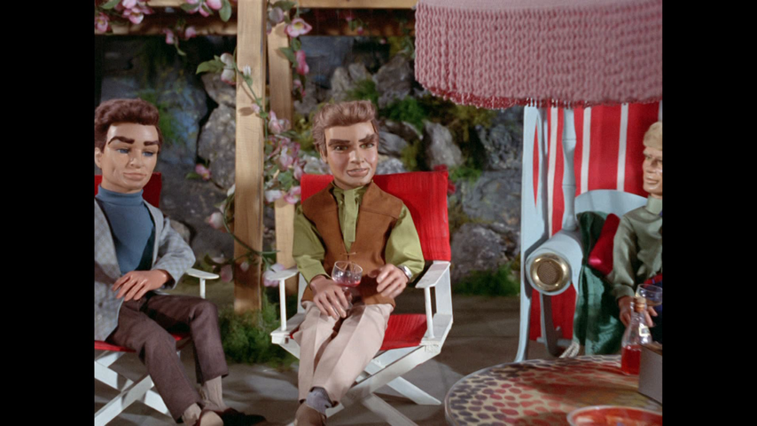 Thunderbirds: S1 E13 - Vault Of Death