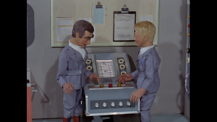 Thunderbirds: S1 E9 - End Of The Road