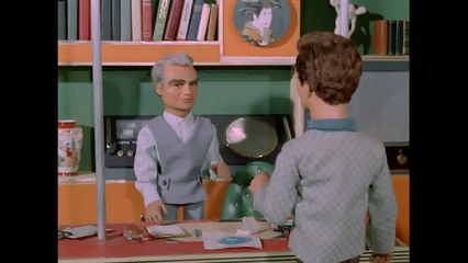 Thunderbirds: S1 E8 - Desperate Intruder
