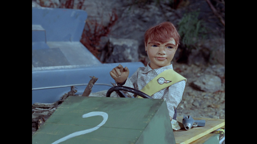 Thunderbirds: S1 E18 - Cry Wolf