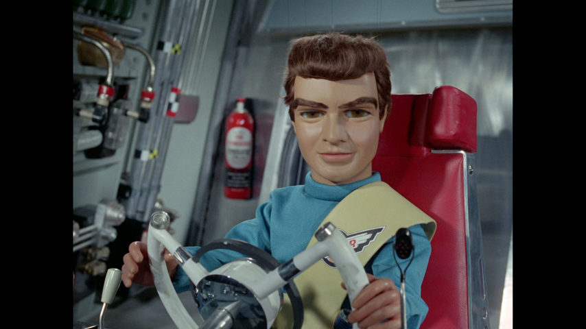 Thunderbirds: S1 E27 - Atlantic Inferno
