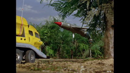 Thunderbirds: S1 E28 - Path Of Destruction