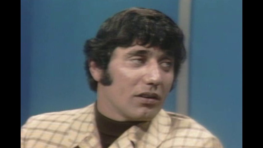 The Dick Cavett Show: Sports Icons - Joe Namath (September 16, 1969)