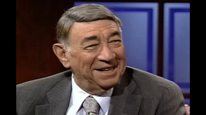 The Dick Cavett Show: Sports Icons - Howard Cosell (May 25, 1991)