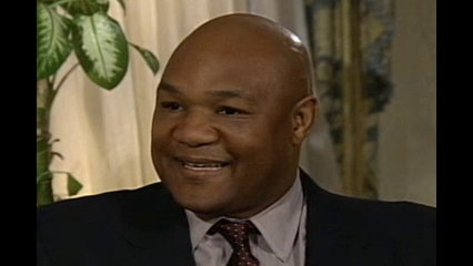 The Dick Cavett Show: Sports Icons - George Foreman (April 16, 1993)