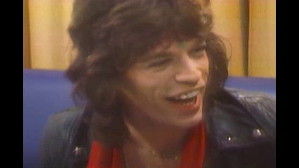 Rock Icons: August 8th, 1972 Mick Jagger
