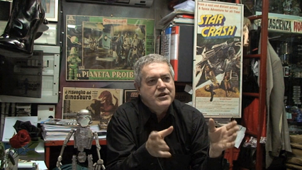 Backlot: StarCrash: Interview With Luigi Cozzi