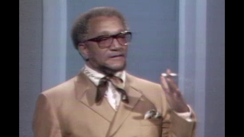 Black History Month: July 14, 1969 Redd Foxx