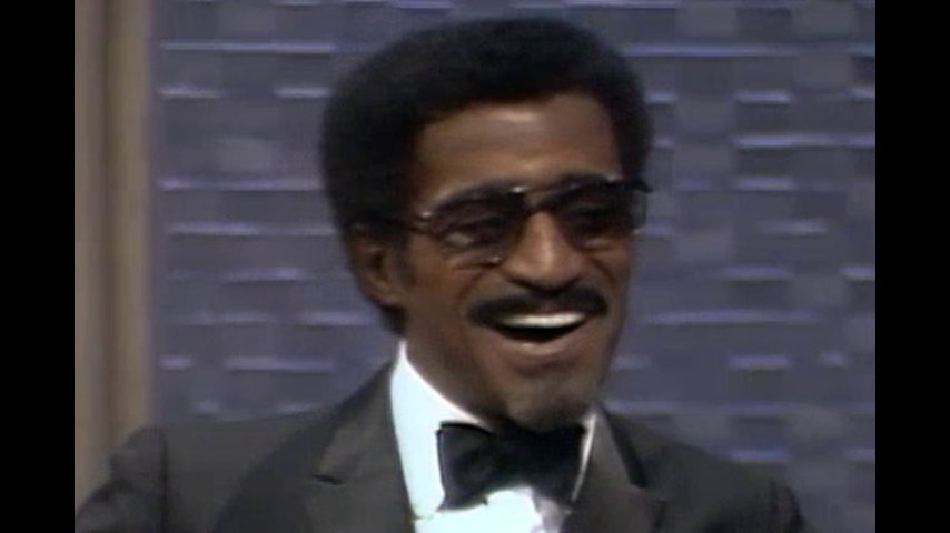 Black History Month: February 25, 1971 Sammy Davis Jr.