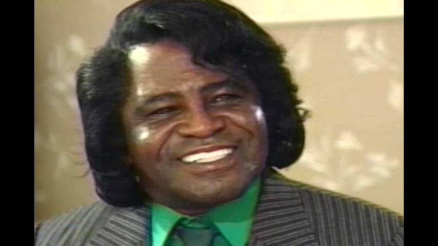 Black History Month: November 11, 1990 James Brown