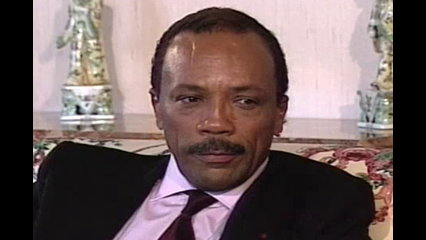 The Dick Cavett Show: Black History Month - Quincy Jones (February 28, 1991)