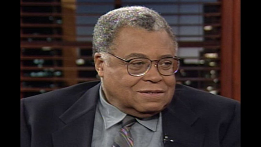 Black History Month: April 23, 1995 James Earl Jones Pt. 1