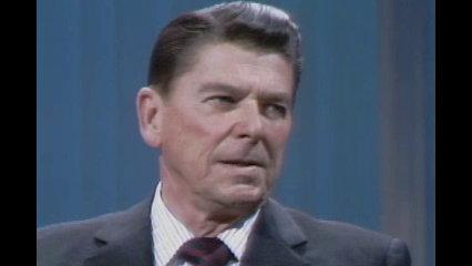 Politicians: December 17, 1971 Ronald Reagan