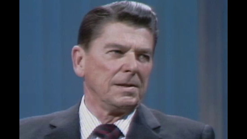 The Dick Cavett Show: Politicians - Ronald Reagan (December 17, 1971)