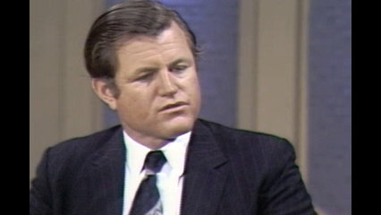 "The Dick Cavett Show: Politicians - Edward ""Ted"" Kennedy (June 19, 1972)"