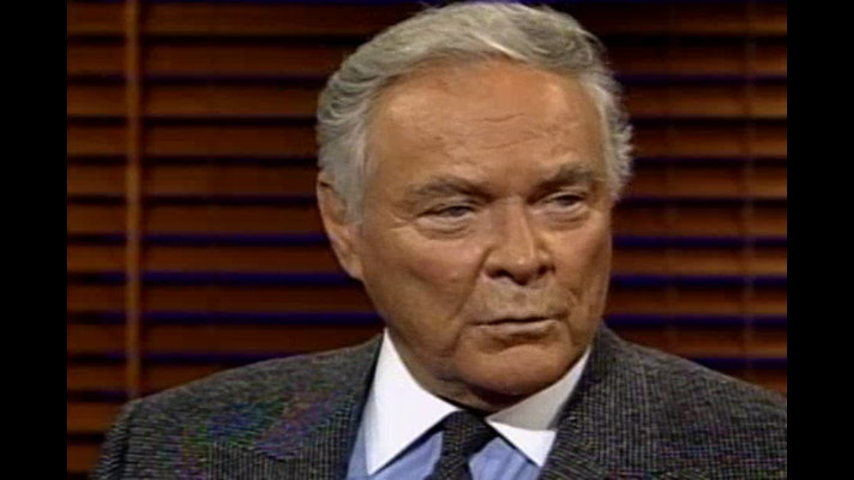 The Dick Cavett Show: Politicians - Alexander Haig, Part 2 (November 11, 1992)