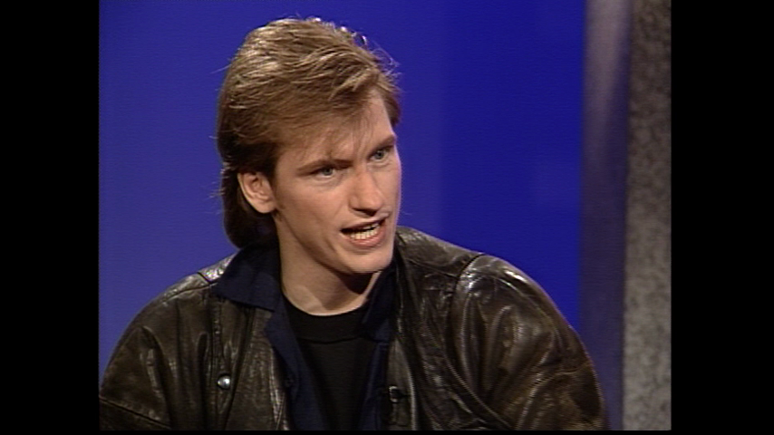 The Dick Cavett Show: Comic Legends - Denis Leary (January 3, 1991)