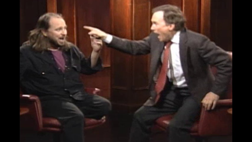 The Dick Cavett Show: Comic Legends - Bobcat Goldthwait (March 13, 1992)